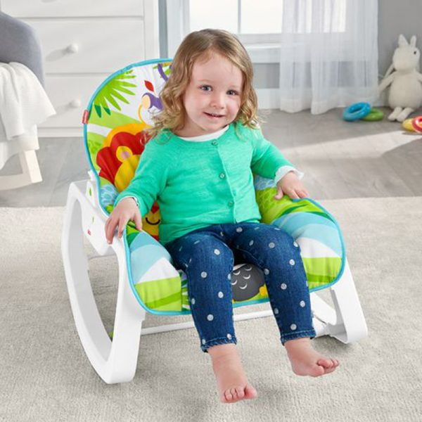 Gugalnik od dojenčka do malčka - MODER