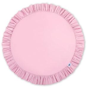 Igralna podloga in dekorativna preproga v enem - pink