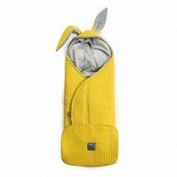 Vreča/odejica za jajčko GOFER – rumena