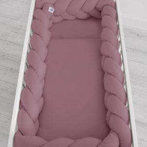 Obroba kitka 360 cm - indijansko roza