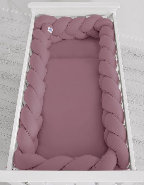 Obroba kitka 360cm indijansko roza