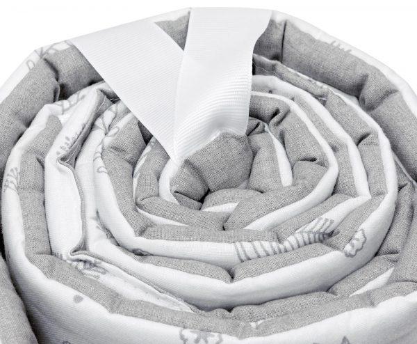 Obroba za posteljico 30×180 cm - Doti Bello