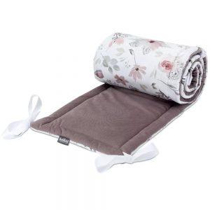 Obroba za posteljico 30×180 cm - Choco Fantasy