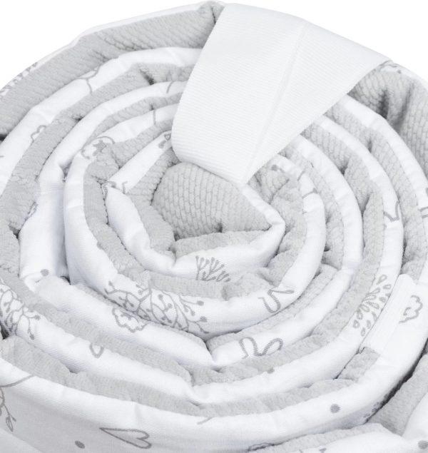 Obroba za posteljico 30×180 cm - Copse