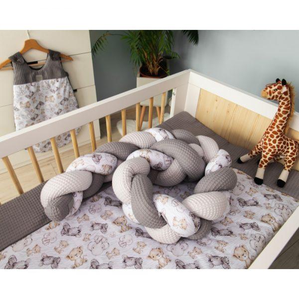 Vafelj obroba kitka - safari