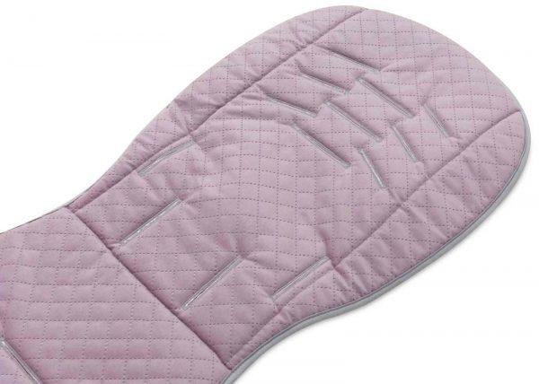 Bellochi podloga za voziček z zaščito pred umazanijo - Pink Berry