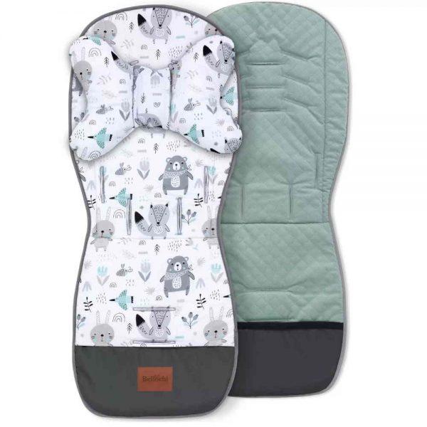 Bellochi podloga za voziček z zaščito pred umazanijo - Animaland