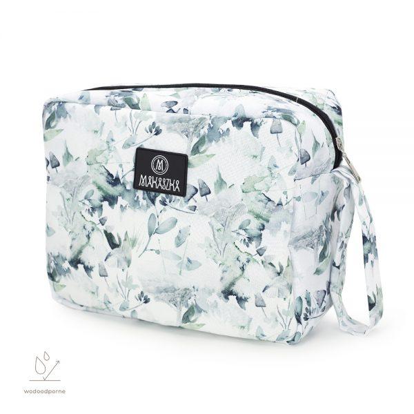 Vodoodporna toaletna torbica/kovček - Sage Green